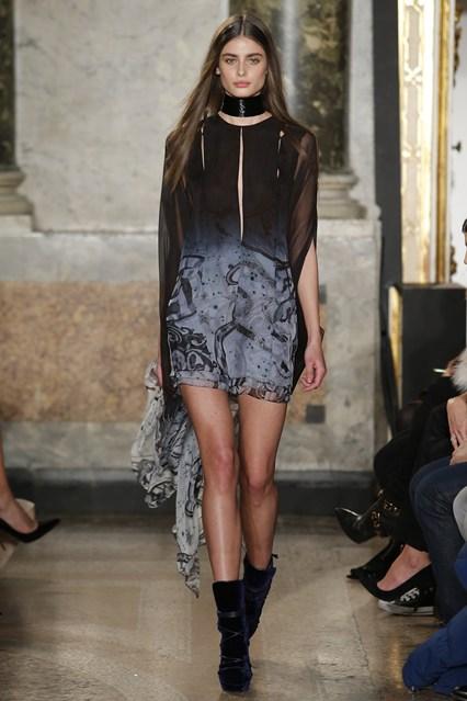 Emilio Pucci at Milan Fashion Week